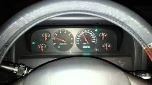 2000 jeep grand cherokee cruise control problem youtube