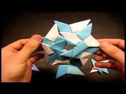 Easy Origami Peacock - easy origami peacock origami tutorial how to make an easy