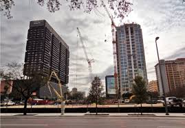 new highrise and midrise luxury apartment buildings coming in