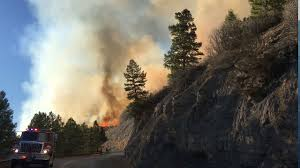 Wildfire Colorado News by Colorado Wildfire Footage Compilation Junkins Fire October 18