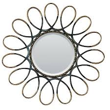 shop yosemite home decor 41 in w x 41 in h wrought iron round