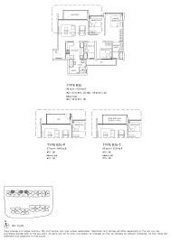 hdb floor plan vales floor plan official brochure the vales ec floor plans