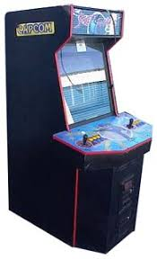 Street Fighter 3 Arcade Cabinet Street Fighter The Movie Videogame By Capcom Incredible