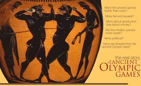 introduction the real story of the ancient olympic penn