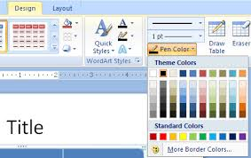 table tools design tab add or remove lines from a table table chart table microsoft