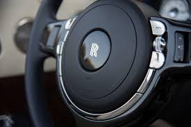 rolls royce steering wheel 2017 rolls royce dawn review autoguide com news