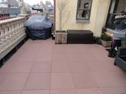 Recycled Tire Patio Tiles by Unity Rooftops Rubber Pavers Rooftop Accessories