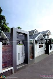 front boundary wall designs houses u2013 modern house
