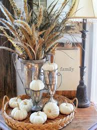 Shabby Chic Fall Decorating Ideas Herfst In Huis Interieur Inspiratie Pinterest Shabby Chic