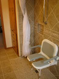 Barrier Free Bathroom Design accessible barrier free wet room shower systems cleveland