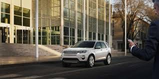 land rover discovery sport new land rover discovery sport grange