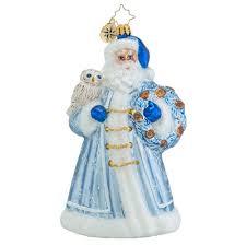 christopher radko ornaments radko rime santa ornament 1018328