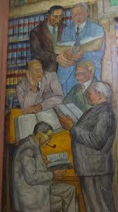 Coit Tower Murals Diego Rivera by Art Bill Nichols