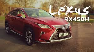 suv lexus 2017 lexus rx450h premier review 2017 hybrid suv youtube