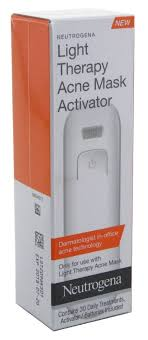 neutrogena light mask activator light therapy acne mask activator 2 pack 2 pieces by neutrogena