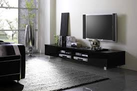 Simple Tv Cabinet With Glass Tv Table Furniture Design With Wood Wall Units For Living Room
