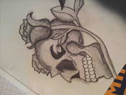 the images collection of mrmrsyoung deviant skull drawings of