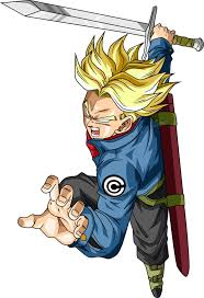 d6 17 2 render z trunks future png 853 best anime images on dragons z and