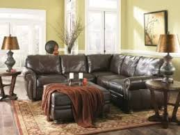 leather sofa with nailheads leather nailhead sectional foter