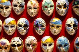 venetian masks venetian masks photograph by joe carini