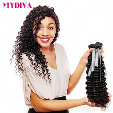 Aliexpress Com Hair Extensions by Online Get Cheap Deep Wave Brazilian Hair Extension Aliexpress