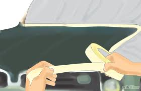 how to affordably paint your own car wikihow