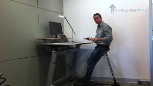 Locus Standing Desk Focal Upright Locus Desk Youtube