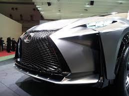 lexus nx turbo horsepower lexus lf nx turbo advanced crossover concept tokyo motor show