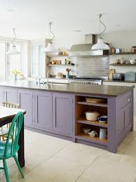 7 purple kitchens that dared to dream u2014 look we love painted