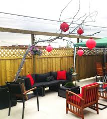 Tree Branch Decor Diy Tree Branch Patio Decor Marc And Mandy Show