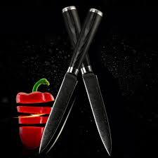 brand of kitchen knives findking brand 5 damascus steel kitchen knife sharper chef knife