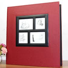 pocket photo albums leather plastic 6 inch 4r 4d 600 pocket photo album