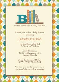 book baby shower invite in lieu of a card please bring a