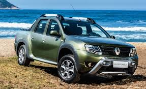 renault dakar renault duster oroch pick up truck launched in brazil