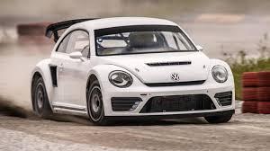 volkswagen vw beetle volkswagen u0027s new rallycross beetle is badass