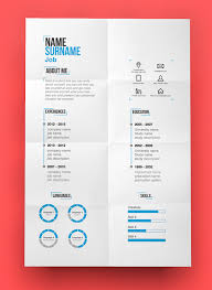 Resume Template Design Free Contemporary Resume Templates Gfyork Com