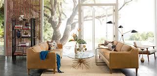 kitchen towel stone art style design living living room inspiration west elm
