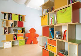 freestanding kids bookcases kids contemporary with italian