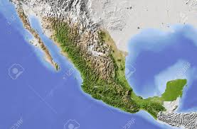 Map Mexico by Mexico Map 3d Images U0026 Stock Pictures Royalty Free Mexico Map 3d