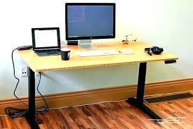 Computer Desk For Two Monitors Computer Desk Two Monitors Eatsafe Co