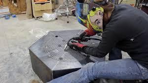 Steel Firepit Designs Diy Steel Pit With Cut Patterns