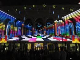 3d light show 3d light show picture of ac 3 d light show atlantic city