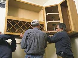ideas in mounting kitchen cabinets to the wall my home design