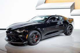 camaro 1le black 2017 chevrolet camaro ss 1le v 6 1le revealed for chicago