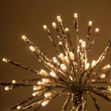 lighted tree branches starburst lighted branches with warm white led lights 3 pc