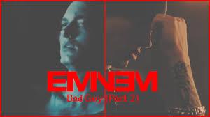 eminem bad guy part 2 fan made youtube
