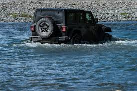 jeep water 2018 jeep wrangler first drive review all new wrangler sets the