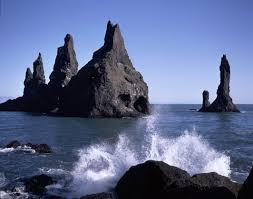 beaches with black sand black sand beach iceland feel the planet