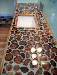 Epoxy Table Top Ideas by Cordwood Table Top Cordwood Countertop Eastern Red Cedar Slices