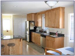 kitchens kitchen paint colors with maple cabinets photos
